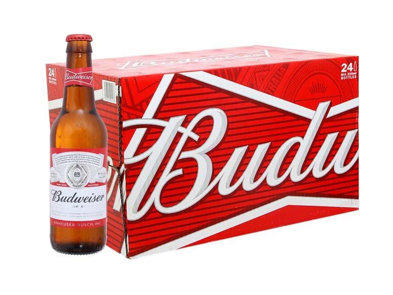 bia budweiser của nước nào