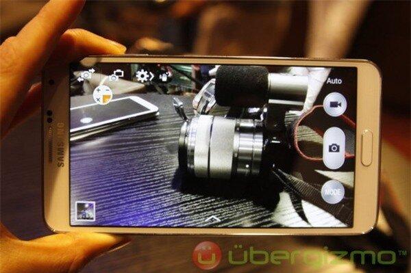 Galaxy S5 sẽ sở hữu camera 16MP 5