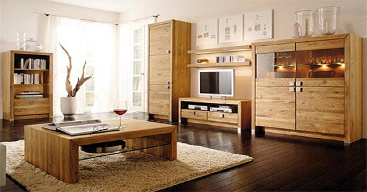 tại sao nên sử dụng nội thất gỗ sồi