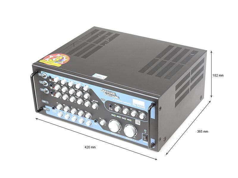 Chiếc amply karaoke Jarguar Suhyoung PA-506HI