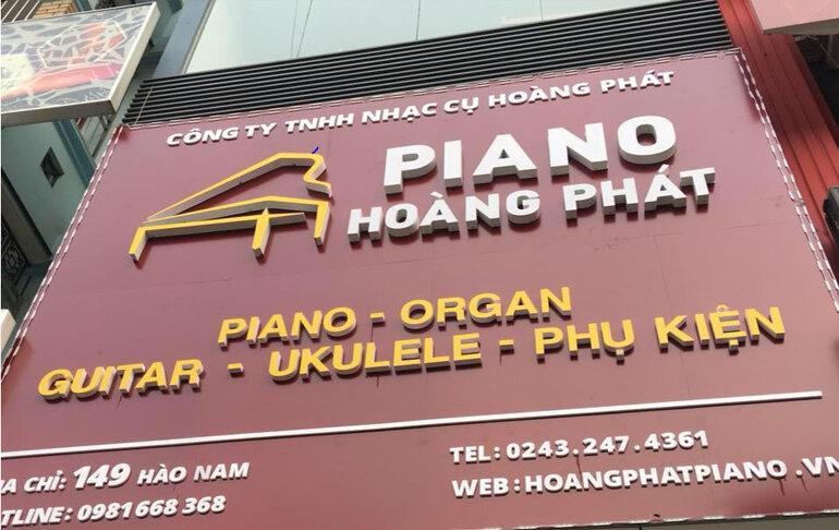 Địa chỉ uy tín mua đàn Piano tại Hà Nội