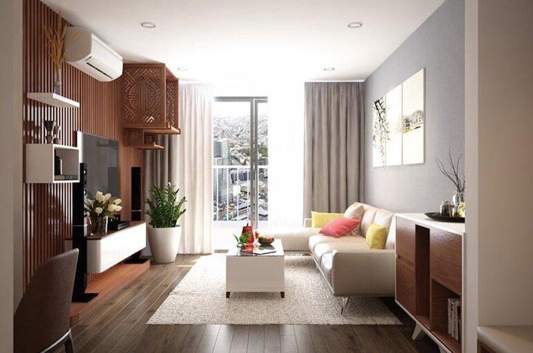 Nội thất Hoàn Mỹ thiết kế nội thất phòng khách đẹp