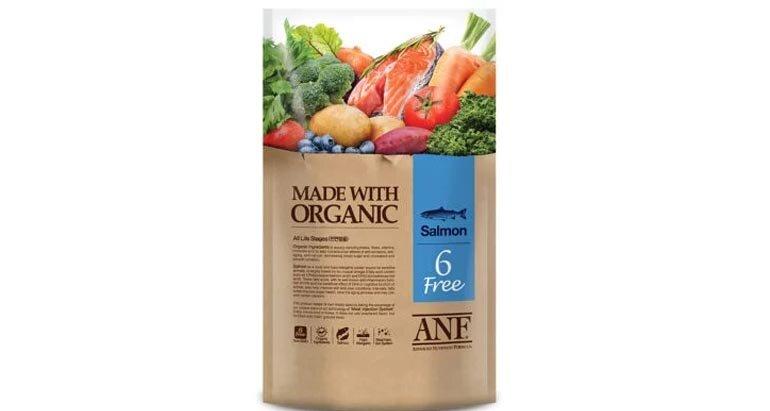 Thức ăn cho chó vị thịt cừu ANF Organic 6 Free Lamb