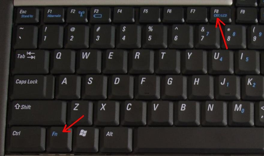 Tắt chuột cảm ứng trên laptop Asus bằng tổ hợp phím