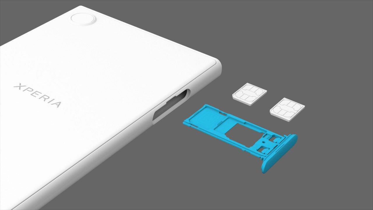 Sony Xperia XZ Dual 2 sim