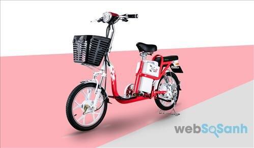 Xe đạp điện HKbike PEGA Zinger Color 3