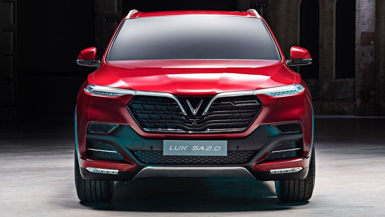 VinFast Lux SA2.0 - Dòng xe SUV chống ồn tốt