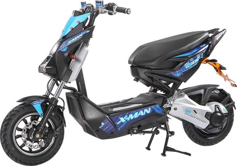 Xe đạp điện Xmen cho nữ năm 2019