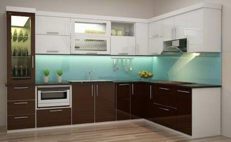 Tìm hiểu Tủ bếp Acrylic là gì?