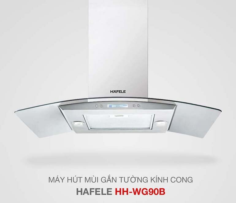 Máy hút mùi Hafele HH-WG90B