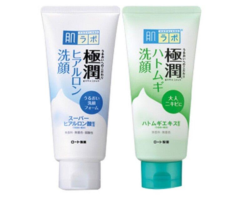 Giá sữa rửa mặt Hada Labo Gokujyun Face Wash bao nhiêu tiền?