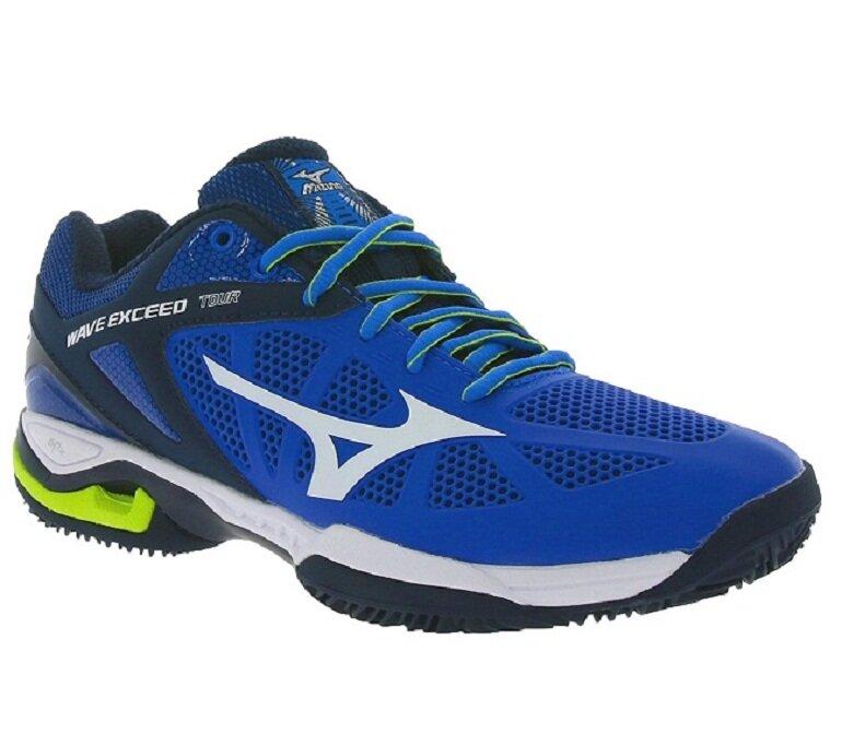 Đường may của giày bóng chuyền chính hãng thường rất tỉ mỉ, chính xác và chắc chắn
