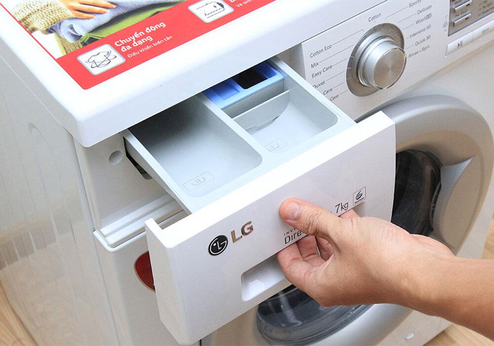 Sử dụng đúng loại và liều lượng dung dịch tẩy rửa