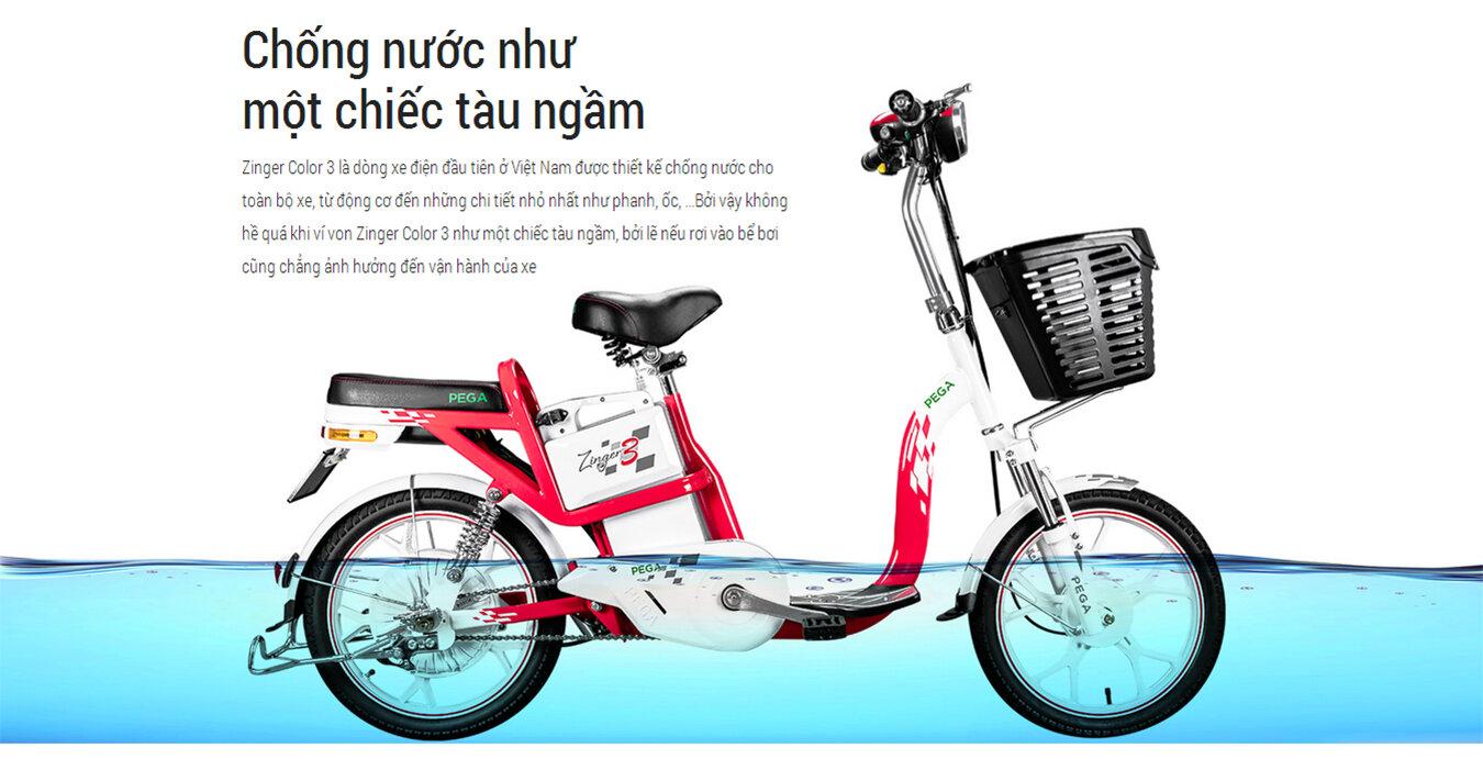 Xe đạp điện Việt Nam chất lượng tốt, giá rẻ