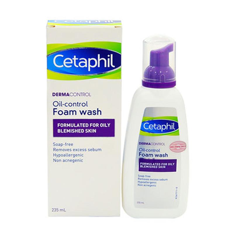 Sữa rửa mặt Cetaphil cho da dầu