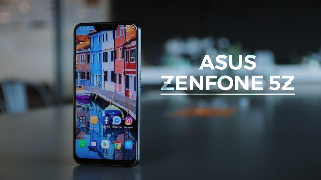 Camera góc rộng là điểm nổi bật của Zenfone 5Z