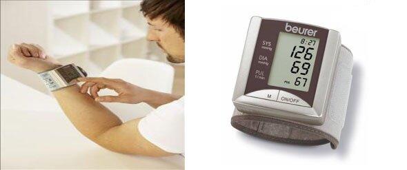 Cách đo huyết áp với Beu