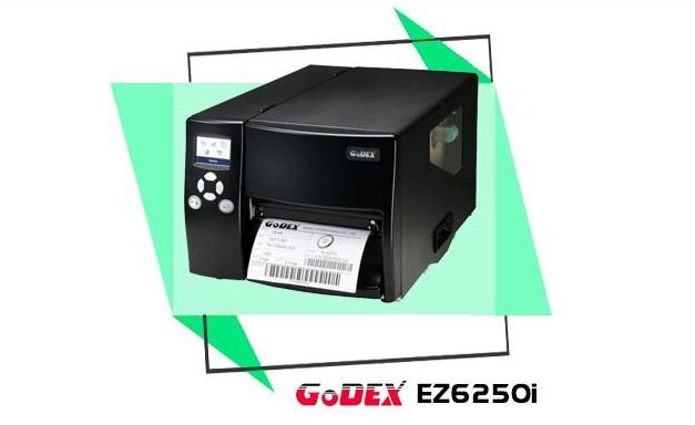 Máy in mã vạch GoDEX EZ6250i