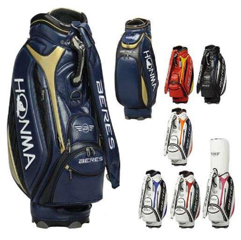 Túi gậy golf Honma mẫu mã đa dạng, thiết kế sang trọng