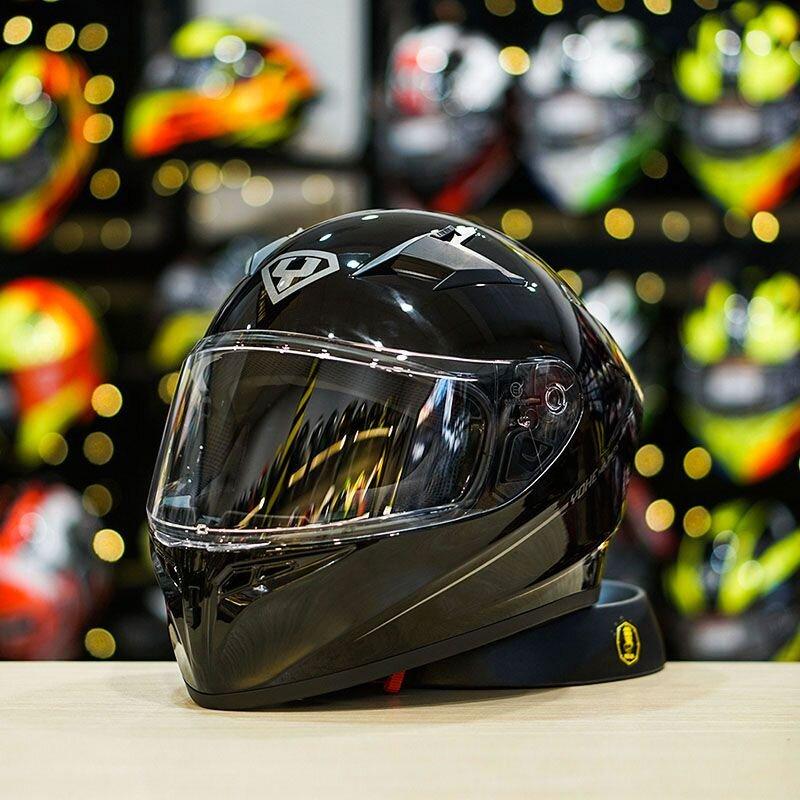 Mũ bảo hiểm Yohe thiết kế chắc chắn, bảo vệ an toàn cho người sử dụng cực tốt