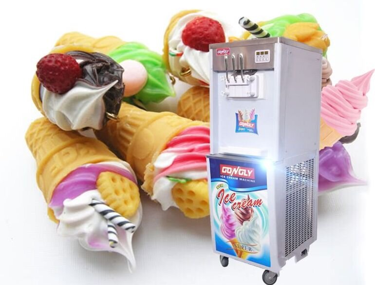 Máy làm kem Donper BQL S22-2M (2 block)