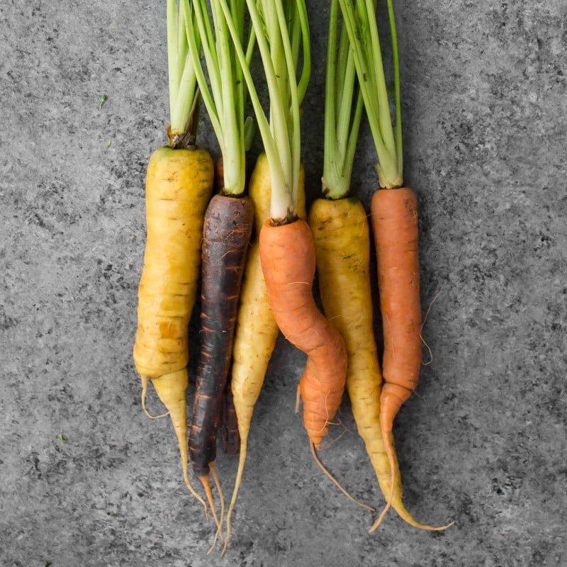 Thành phần dinh dưỡng của cà rốt có chứa Beta-caroten