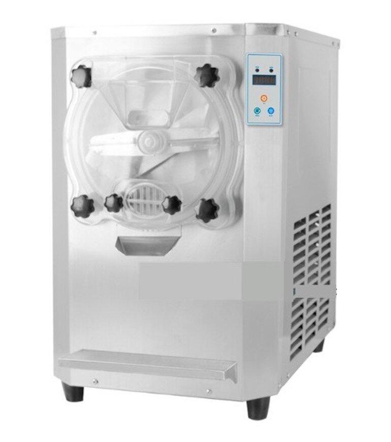 Đôi nét về máy làm kem cứng Gelato