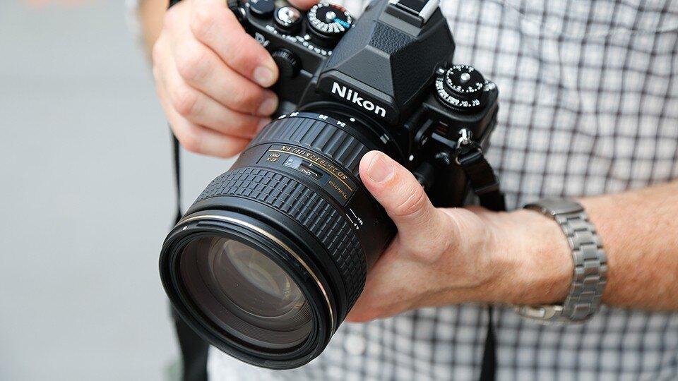 Lens Nikon AF-S FX 24-70mm f2.8