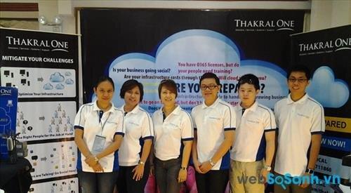 Thakral là công ty duy nhất Việt Nam được Seiko ủy nhiệm chính hãng