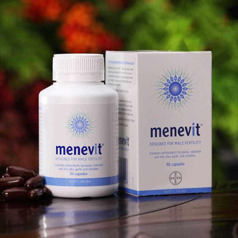Ngoài tác dụng tăng cường sinh lý nam giới, Menevit còn hỗ trợ chống viêm hiệu quả