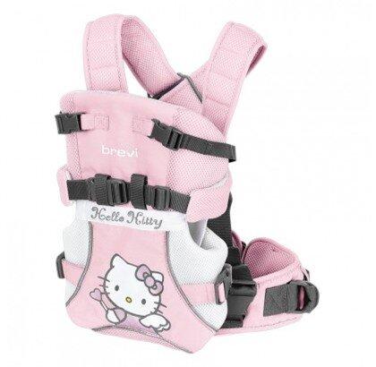 Địu em bé Brevi Koala Hello Kitty (Hồng)