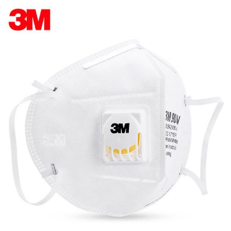 khẩu trang chống bụi mịn 3M