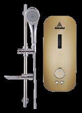 Máy tắm nước nóng trực tiếp Alaska HW-45G1