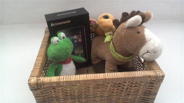 Ảnh chụp từ Lenovo Miix 2 8