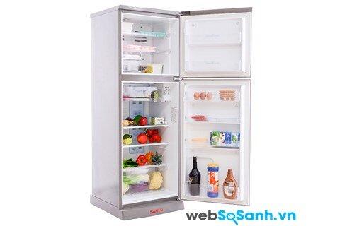 Tủ lạnh Sanyo SR-21MN (nguồn: internet)