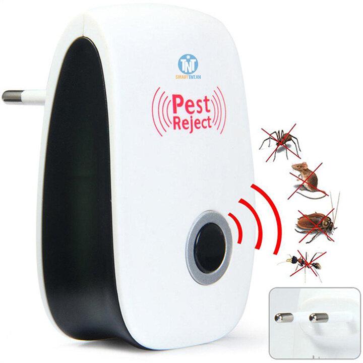 Máy đuổi muỗi bằng sóng siêu âm - đuổi chả được con nào lại còn làm đau đầu nhức óc