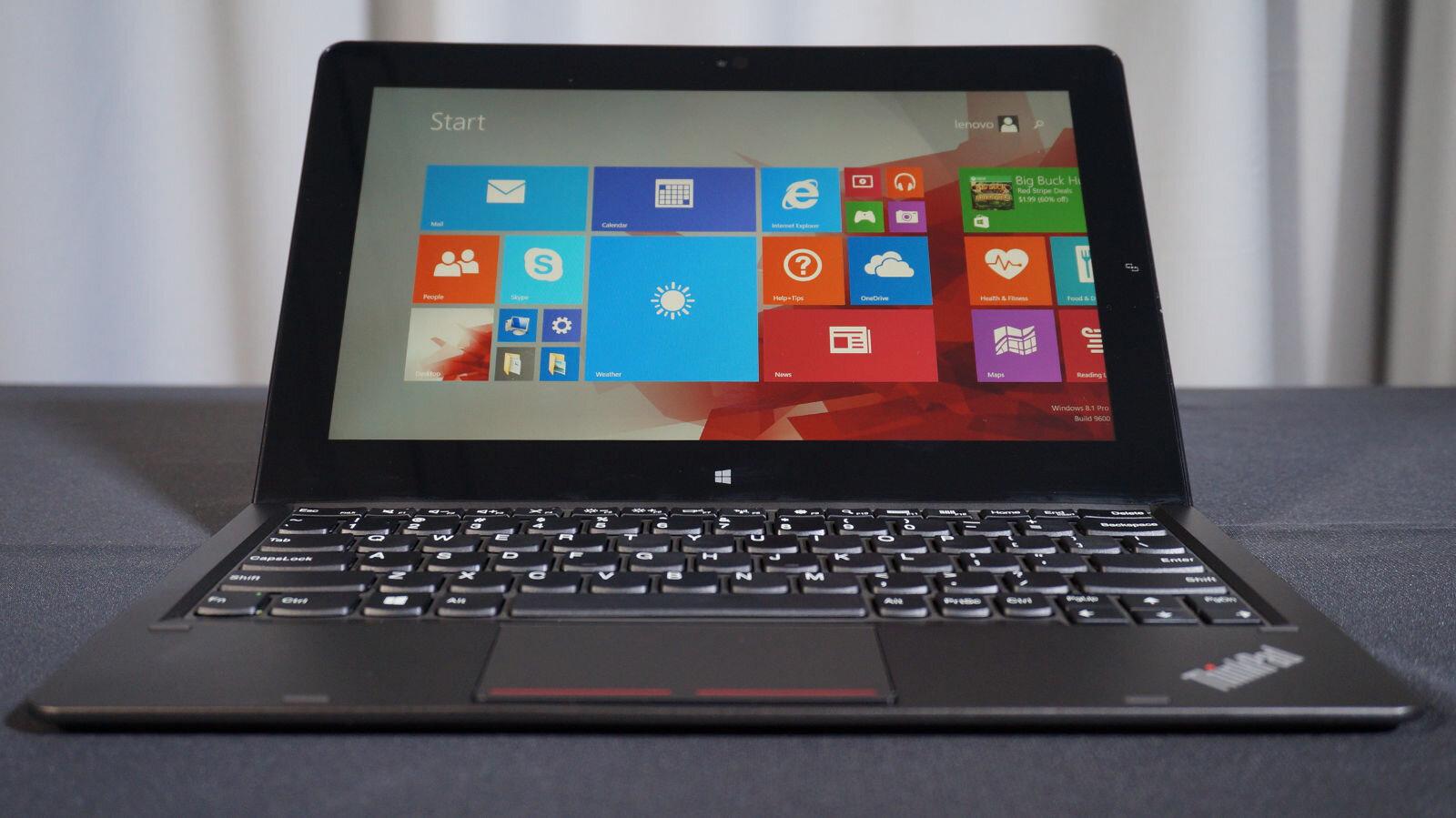 Lenovo TouchPad Helix được thiết kế phù hợp với khách hàng là doanh nhân, dân văn phòng
