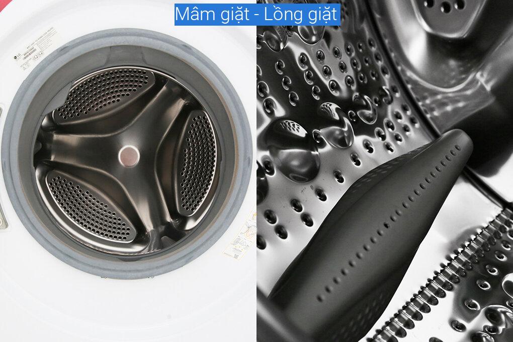 Máy giặt LG cửa ngang FC1408S5W