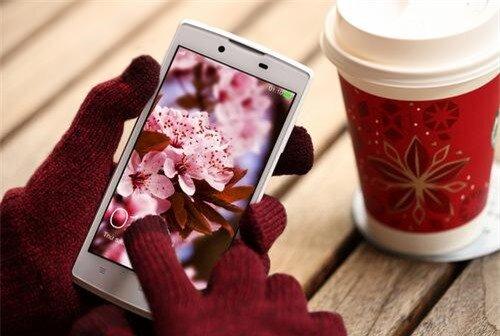 Smartphone giá rẻ đắt khách dịp trước Tết