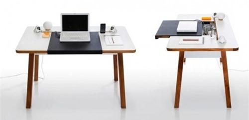 3 thiết kế bàn đa năng tuyệt vời cho nhà chật 6