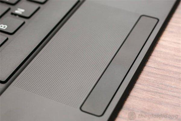 Touch Pad giúp dễ dàng thao tác hơn