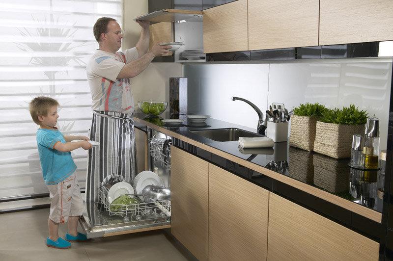 Máy rửa chén bát Bosch là sự lựa chọn phù hợp cho các gia đình