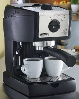 Hình ảnh Máy pha cà phê DeLonghi EC155.