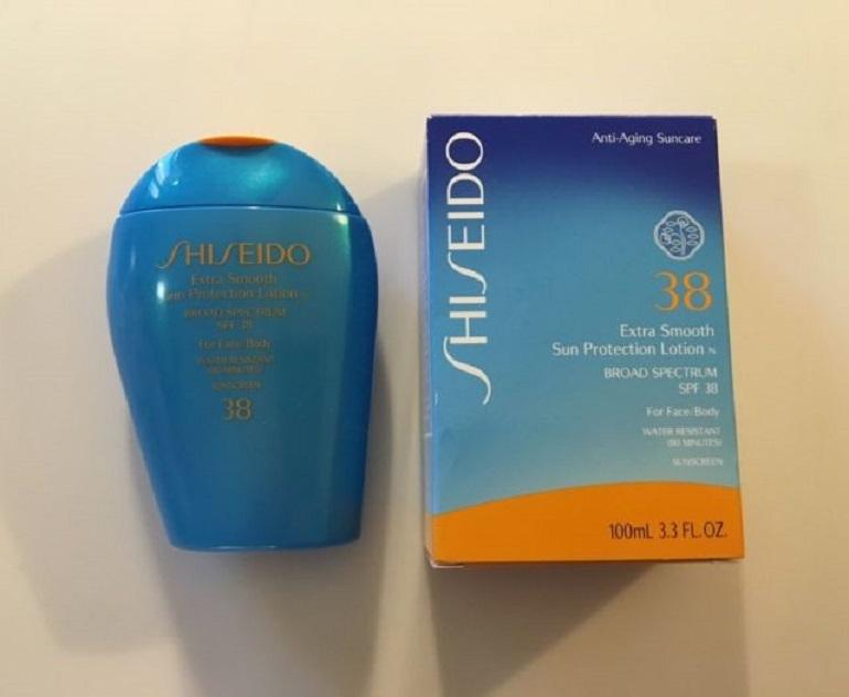 Kem chống nắng Shiseido Extra Smooth Sun Protection Cream 38