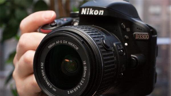 Đánh giá nhanh máy ảnh Nikon D3300