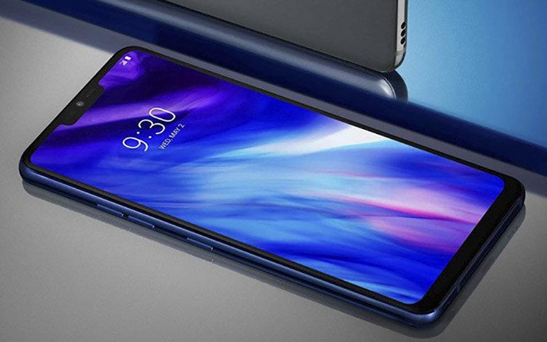Điện thoại LG V40 ThinQ chính thức ra mắt: Thiết kế ấn tượng với 5 camera trước sau