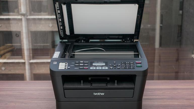 Việc cài đặt kết nối trên máy in