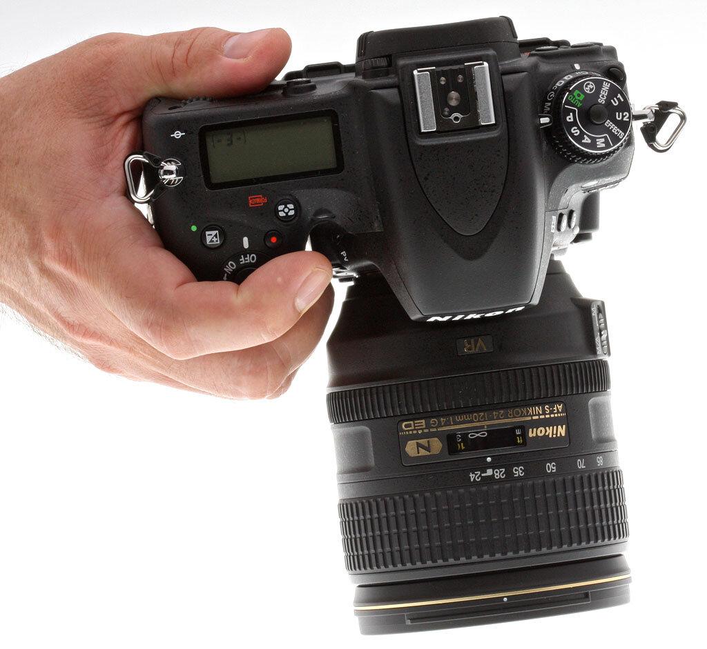 Alt + Caption: Các bộ chọn và đĩa lệnh cơ bản trên Nikon D750