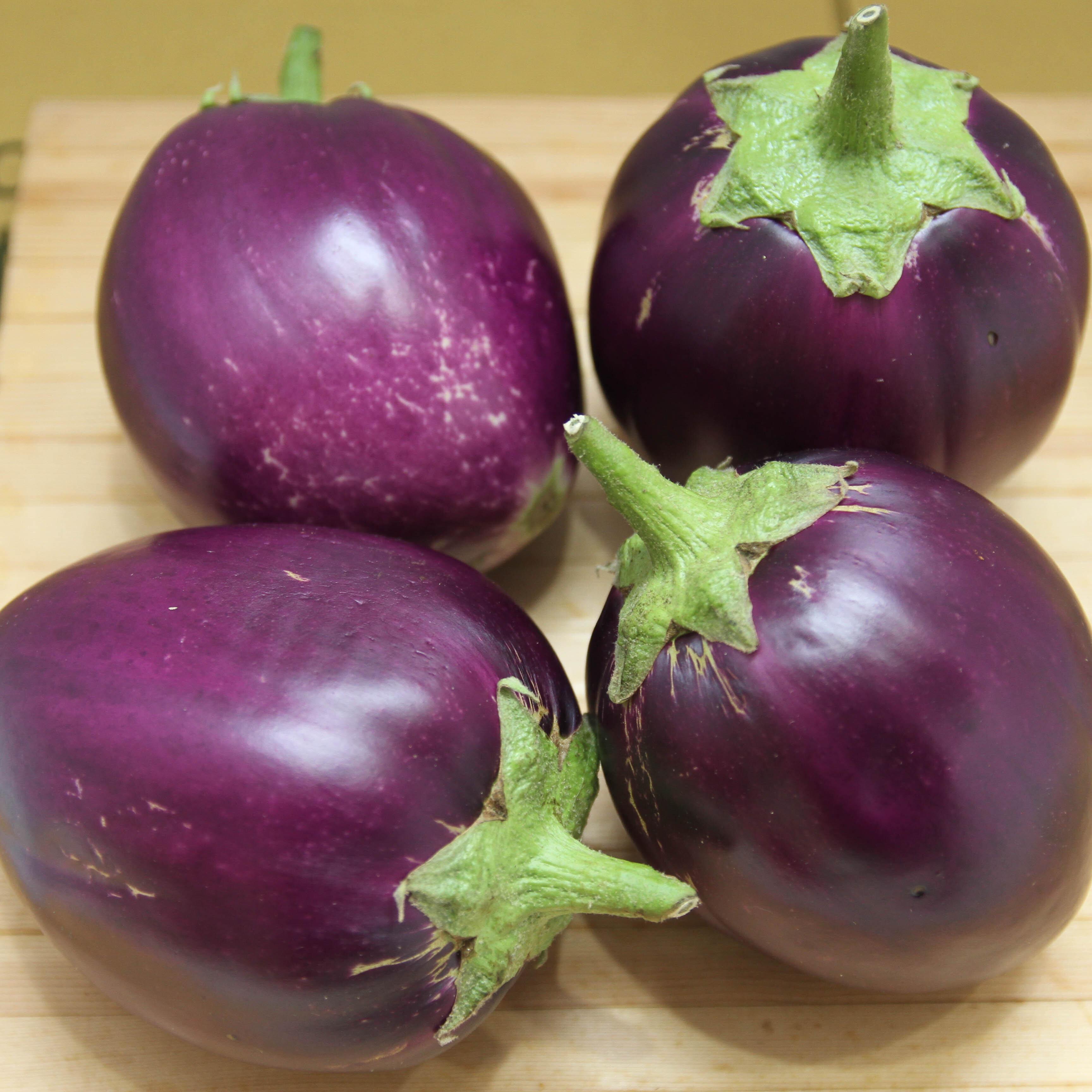 Cà tím có nhiều vitamin K và A