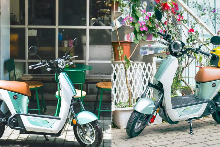 Xe máy điện Honda H1